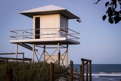 Salvavidas Tower Fotografía de archivo
