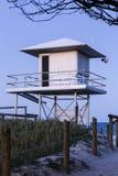Salvavidas Tower Fotografía de archivo libre de regalías