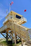 Salvavidas Tower Foto de archivo