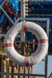 Salvavita affinchè una persona d'annegamento afferrino Fotografie Stock