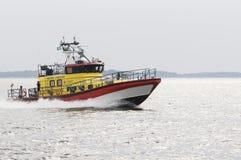Barco salva-vidas de Bjorn Christer do salvamento Imagem de Stock Royalty Free