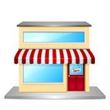 Salve el frente Imagen de archivo libre de regalías
