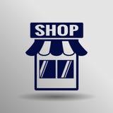 Salve el icono Foto de archivo libre de regalías