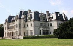 Salve Regina University. Newport RI Royalty Free Stock Photo
