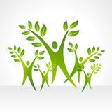 Salvi l'idea della terra Immagini Stock Libere da Diritti