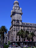 Salvio budynek w Montevideo Fotografia Stock