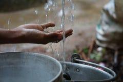 Salvo acqua fotografia stock libera da diritti