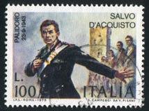 Salvo Acquisto by Vittorio Pisano Royalty Free Stock Image