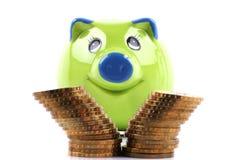 Salvo i vostri soldi Immagini Stock