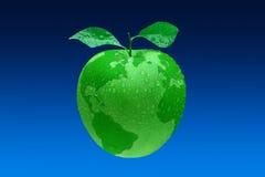 Salvo il nostro pianeta Fotografie Stock