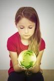 Salvo il pianeta Fotografia Stock