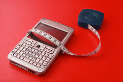 Salvo il vostro telefono Bill Immagini Stock