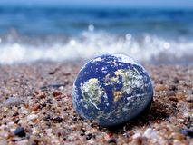 Salvo la terra 2 Immagine Stock Libera da Diritti