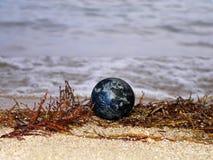 Salvo la terra e la natura fotografia stock
