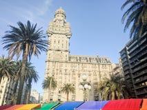 Salvo Palace Diversity fair Stock Images