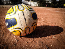 Salwy piłka Obrazy Stock