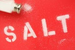 SALZ lizenzfreies stockbild