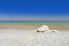 Salz des Toten Meers Stockbild