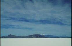 Salz-Ebenen Stockbilder