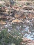 Salz-Fluss Arizona Stockbilder