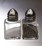 Salz und Pfeffer Stockfoto