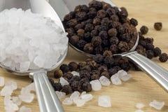 Salz und Pfeffer 4 Lizenzfreies Stockbild