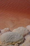Salzbereich Stockfotografie