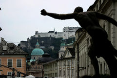 Salzbourg #3 Photo stock