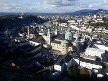 Salzbourg Images libres de droits