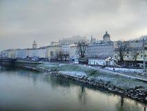 Salzbourg Photographie stock libre de droits