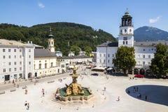 Salzbourg, Autriche images libres de droits