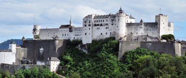 Salzbourg, Autriche Image stock