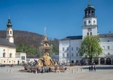 Salzbourg, Autriche photographie stock libre de droits