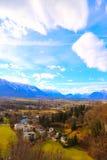 Salzbourg en Autriche images stock