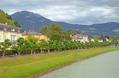 Salzburg, Áustria. Imagem de Stock Royalty Free