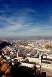 Salzburg, Österreich stockbilder