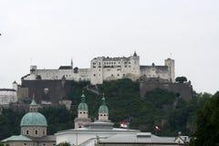 Salzburg Lizenzfreies Stockfoto
