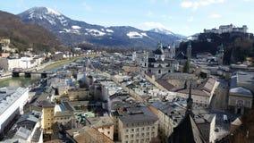 Salzburg imagens de stock