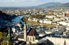 Salzburg Foto de Stock