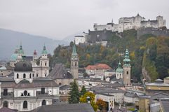 Salzburg Stock Photography