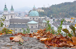 Salzburg Royalty Free Stock Photos