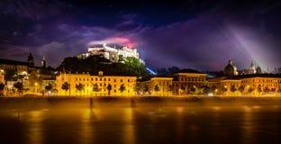 Salzburg Obrazy Royalty Free