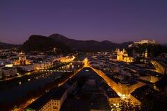 Salzburg Royaltyfri Foto