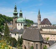 Salzburg Foto de archivo libre de regalías
