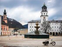 Salzburg Royalty-vrije Stock Foto