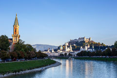 Salzburg Fotografia Royalty Free