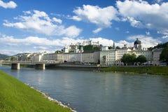 Salzburg stock foto