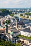 Salzburg Altstadt Royalty Free Stock Image