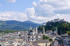 Salzburg, Austria Stock Images