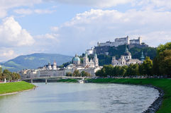 Salzburg, Austria royalty free stock photo